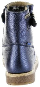 Richter Kinder Winter Boots Stiefel blau Warm Metallicleder RichTex Mädchen 4751-441-7200 atlantic Audi – Bild 3