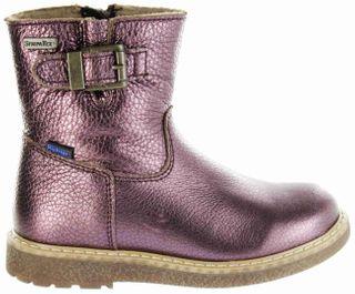 Richter Kinder Winter Boots Stiefel rot Warm Metallicleder RichTex Mädchen 4751-441-7610 burgundy – Bild 2