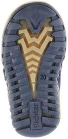 Richter Kinder Lauflerner-Stiefel Velour Warm blau SympaTex Jungen Schuhe 1021-441-7201 atlantic Marvis S – Bild 4