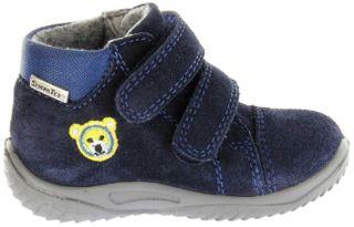 Richter Kinder Lauflerner blau SympaTex Velour Jungen Schuhe 0436-441-7201 atlantic Mogli – Bild 2