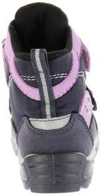 Richter Kinder Lauflerner-Stiefel Blinkie SympaTex blau Warm Mädchen Schuhe 2034-441-7201 atlantic Freestyle – Bild 3
