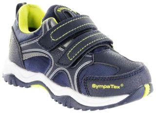Richter Kinder Halbschuhe Sneaker Outdoor blau Sympatex Jungen Schuhe 6434-441-7201 atlantic Future1  – Bild 1