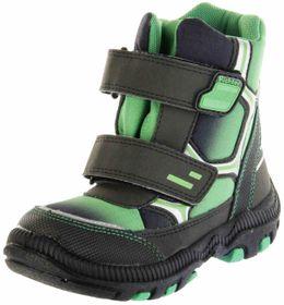 Richter Kinder Winter Stiefel Boots schwarz SympaTex Warm Jungen Schuhe 8532-441-9901 WMS Tundra