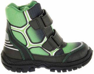 Richter Kinder Winter Stiefel Boots schwarz SympaTex Warm Jungen Schuhe 8532-441-9901 WMS Tundra – Bild 5