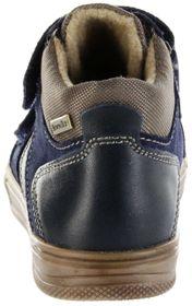 Richter Kinder Halbschuhe Sneaker blau Warm Leder Sympatex Jungen Schuhe 6539-441-7201 atlantic Ola – Bild 3
