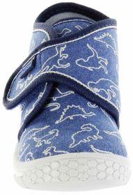 Richter Kinder Hausschuhe blau Jungen Schuhe 5641-442-6810 ink Dinos – Bild 6