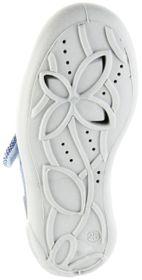 Richter Kinder Hausschuhe Ballerinas blau Mädchen Schuhe 5610-441-6710 iris Glitter – Bild 4