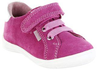 Richter Kinder Lauflerner pink Velourleder Mädchen Schuhe 0360-542-3301 passion Regina S – Bild 1