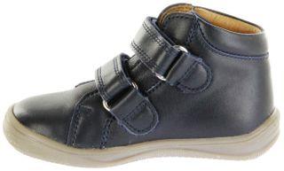 Richter Kinder Lauflerner Glattleder blau Mädchen Schuhe 0334-541-7200 atlantic Regina S – Bild 5