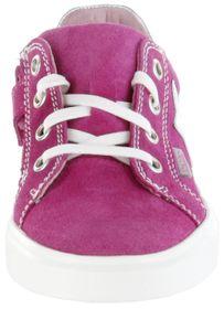 Richter Kinder Halbschuhe Sneaker pink Velourleder Mädchen Schuhe 3721-542-3301 passion Flora – Bild 6