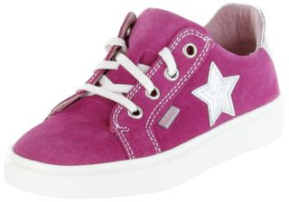 Richter Kinder Halbschuhe Sneaker pink Velourleder Mädchen Schuhe 3721-542-3301 passion Flora