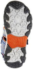 Lurchi Kinder Outdoor Sandaletten blau Leder Jungen Schuhe 33-21607-42 Jeans Bobby – Bild 4