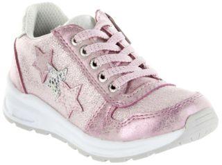 Lurchi Kinder Halbschuhe Sneaker rosa Mädchen Schuhe 33-22203-33 Venna – Bild 1