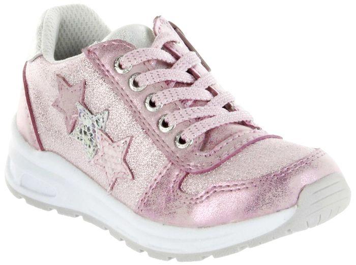 Lurchi Kinder Halbschuhe Sneaker rosa Mädchen Schuhe 33-22203-33 Venna
