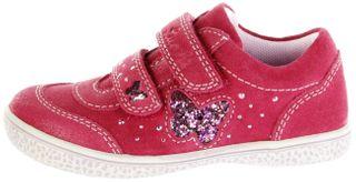 Lurchi Kinder Halbschuhe Sneaker pink Velourleder Mädchen Schuhe 33-15279-23 Tany – Bild 2
