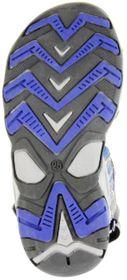 Lurchi Kinder Sandaletten grau Velourleder Lederdeck Jungen Schuhe 33-21117-25 Bernie – Bild 4