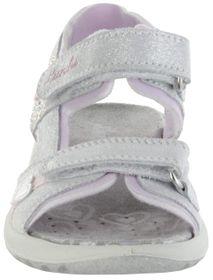 Lurchi Kinder Sandaletten silber Leder Lederdeck Mädchen Schuhe 33-18805-29 Fia – Bild 6