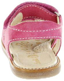 Lurchi Kinder Sandaletten pink Velourleder Lederdeck Mädchen Schuhe 33-13405-23 Zuzu – Bild 3