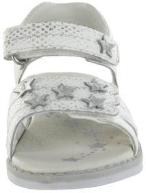 Lurchi Kinder Sandaletten weiß Lederdeck Mädchen Schuhe 33-21821-30 Lulu – Bild 6