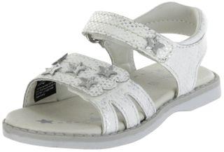 Lurchi Kinder Sandaletten weiß Lederdeck Mädchen Schuhe 33-21821-30 Lulu – Bild 1