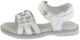 Lurchi Kinder Sandaletten weiß Lederdeck Mädchen Schuhe 33-21821-30 Lulu – Bild 2