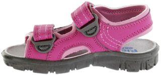 Richter Kinder Sandaletten Outdoor pink Lederdeck Mädchen 8101-341-3502 fuchsia Adventure – Bild 5