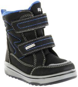 Richter Kinder Lauflerner-Stiefel Warm schwarz SympaTex Jungen Schuhe 2733-641-9900 Snow – Bild 1