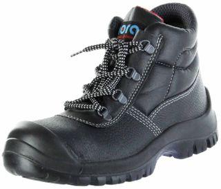 NORA Sicherheitsschuhe schwarz S3 Herren Damen Arbeits-Schutz-Schuhe Clint U 73394 – Bild 1