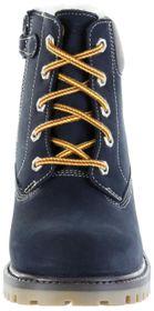 Lurchi Kinder Winter Stiefel blau Nubukleder Jungen Boots 33-12024-22 navy ILIO-SympaTex  – Bild 6
