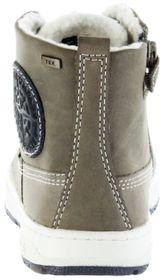 Lurchi Kinder Winter Stiefel blau Wax-Leder Jungen Boots 33-14779-49 fossil atlantic DOUG-TEX – Bild 3
