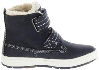 Lurchi Kinder Winter Stiefel blau Wax-Leder Jungen Boots 33-13509-22 atlantic DIEGO-Tex  – Bild 5