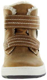 Lurchi Kinder Winter Stiefel braun Wax-Leder Jungen Boots 33-13509-24 tan DIEGO-Tex  – Bild 6