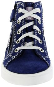 Richter Kinder Halbschuhe Sneaker blau Velourleder Mädchen Schuhe 3762-7111-6821 nautical FLORA – Bild 6