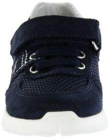 Richter Kinder Halbschuhe Sneaker blau Velourleder Jungen Schuhe 6636-7111-7201 atlantic RUN – Bild 6