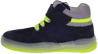 Richter Kinder Halbschuhe Sneaker Velourleder blau Jungen Schuhe 6756-7111-7201 atlantic HARRY L – Bild 4