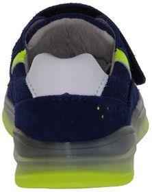 Richter Kinder Halbschuhe Sneaker Velourleder blau Jungen Schuhe 6736-7111-6821 nautical HARRY L – Bild 3