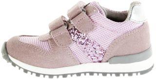 Richter Kinder Halbschuhe Sneaker rosa Leder Mädchen Schuhe 7627-7111-1101 powder JACKY – Bild 5