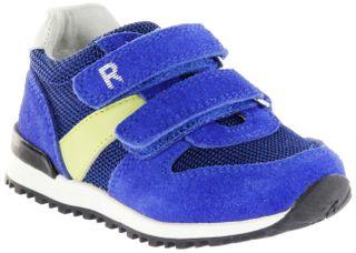 Richter Kinder Halbschuhe Sneaker blau Velourleder Jungen Schuhe 7627-7112-6821 nautical JACKY – Bild 1