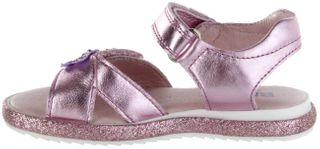 Richter Kinder Sandaletten pink Metallicleder Mädchen Schuhe 5306-7162-3110 candy ROMEA – Bild 5