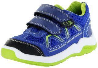 Lurchi Kinder Halbschuhe Sneaker Sportschuhe blau Jungen Schuhe 33-23414-42 royal grass MARCOS – Bild 1