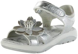 Lurchi Kinder Sandaletten silber Lederdeck Mädchen Schuh 33-18725-49 FINI – Bild 1