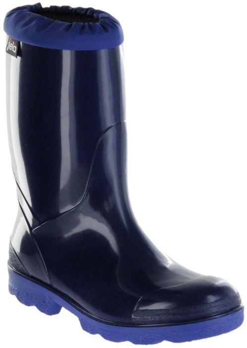 Jela Gummistiefel blau Regenstiefel Kinder Stiefel Schuhe Micki navy