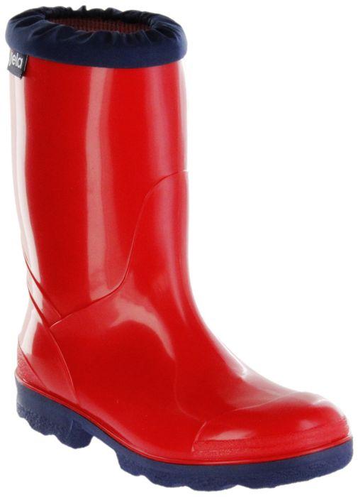 Jela Gummistiefel rot Regenstiefel Kinder Stiefel Schuhe Micki