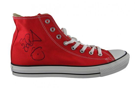 Signatur Limited Red Apple Roter Apfel Crvena Jabuka 30 Godina Since 1985 Shoes