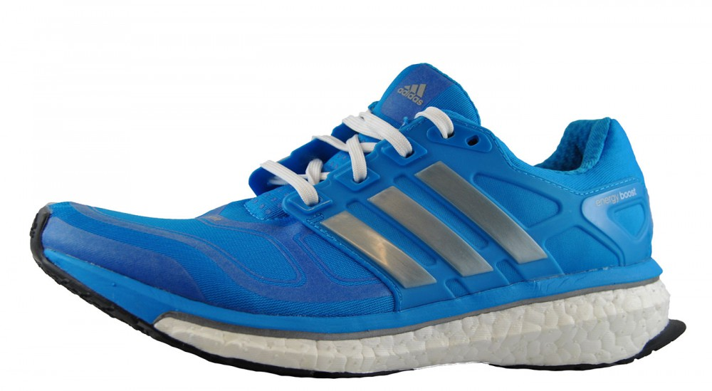 new appearance discount shop new styles adidas Energy Boost 2 D66256 Damen Blau Laufschuhe Schuhe ...