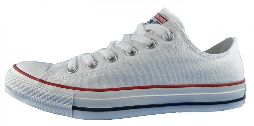 Converse Chuck Taylor OX M7652C Unisex Weiß Sneaker Schuhe Classic