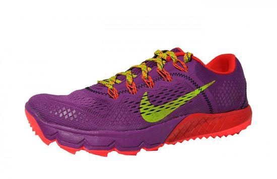 Nike Zoom Terra Kiger Damen Lila Laufschuhe 599119-503