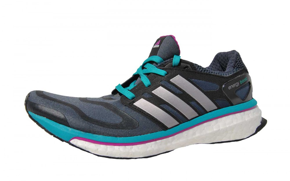 adidas Energy Boost Damen Laufschuhe Grau G97559