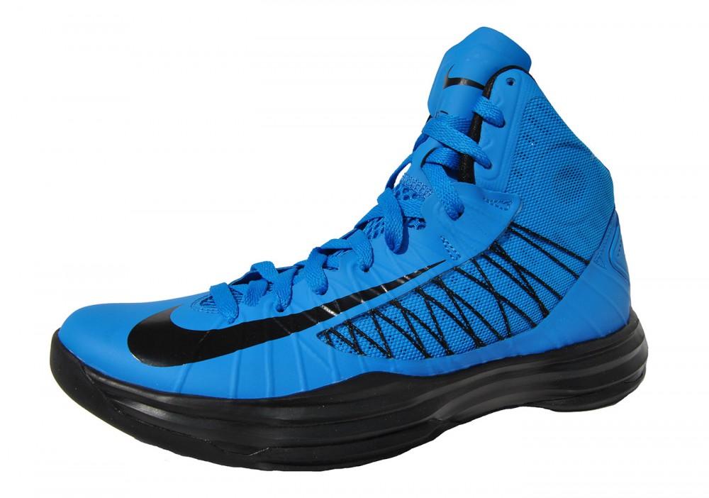 Nike Lunar Hyperdunk Herren-Men's Basketballschuhe Blau 524934-403