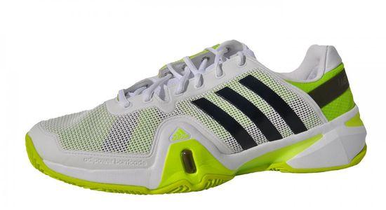 adidas Adipower Barricade D65694 Weiß Herren-Men's Tennisschuhe